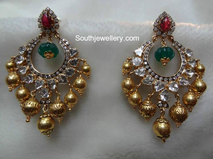 Flat Diamond Chandbalis