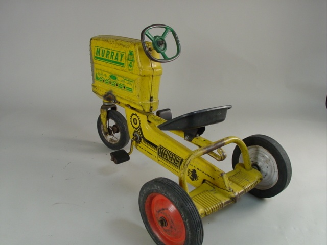 Junior Pedal Tractors Antique : Best images about vintage pedal cyclops cars on