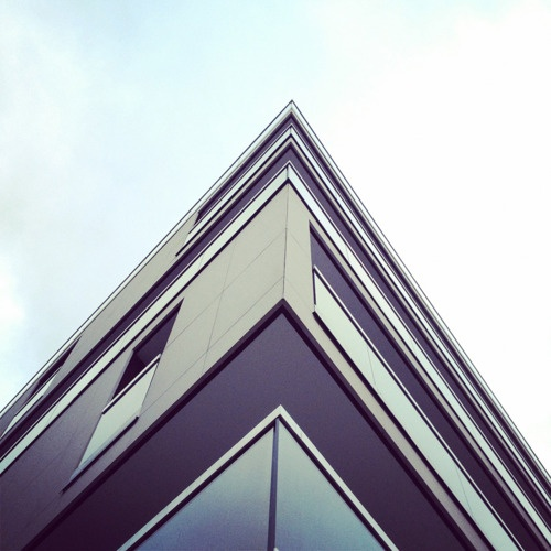 Stupid Colors #architecture #photography  #minimalistic #minimal