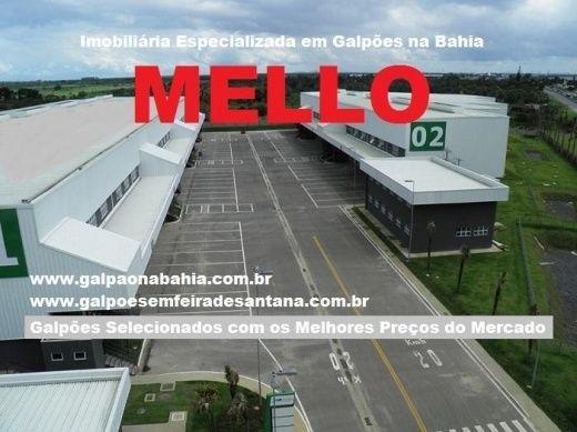 Galpões em Salvador  - Os Melhores Galpões, até 14 metros, WWW.MELLOIMOVEIS.COM