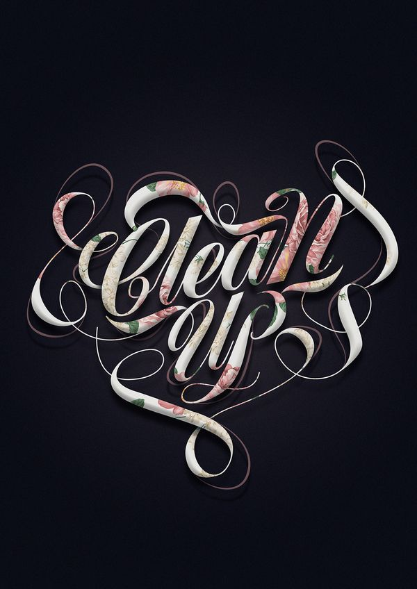 Fabian De Lange, via Behance