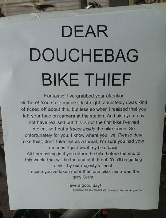 bicycle thief essay Bicycle thieves/ladri di biciclette (93 minutes) 1947 director vittorio  de sica writers oreste biancoli, suso cecchi d'amico, vittorio.