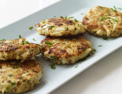Cajun Crab Cakes | Recipes | Weight Watchers