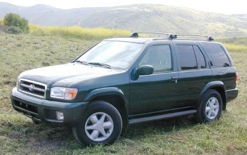 2001 Nissan Pathfinder Car Auctions. Start Bid Was $700.  #SeizedCars #CarAdvertising #CarAuctions