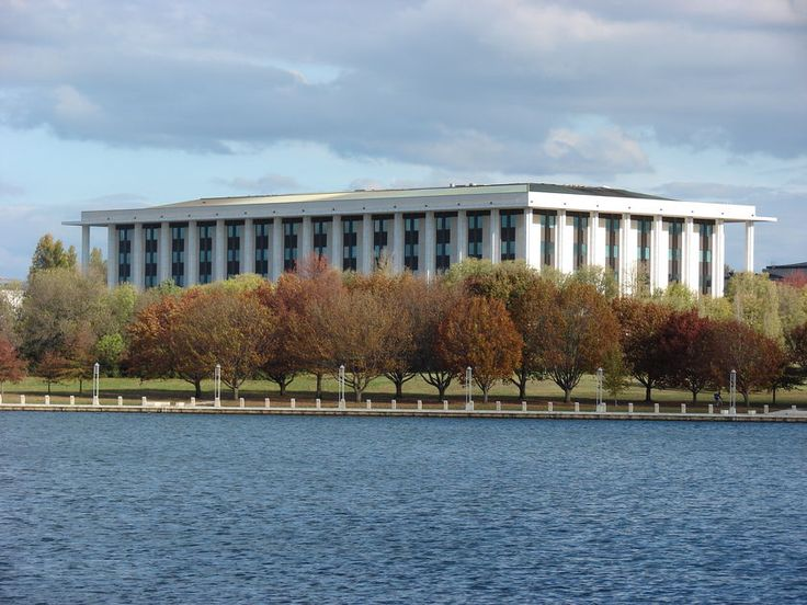 National Library of Australia is a place I have spent thousands of hours researching in and some hours working there on the Development Council.