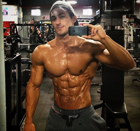Fitness Model Sadik Hadzovic Talks With Simplyshredded.com http://www.simplyshredded.com/sadik.html