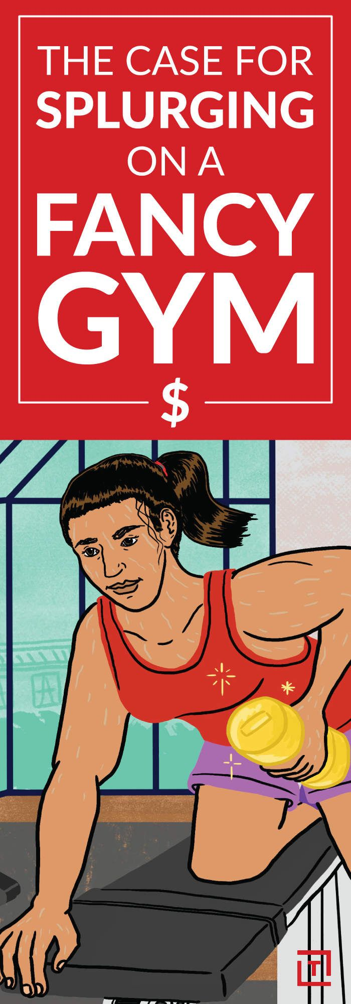 The Case for Splurging on a Fancy Gym