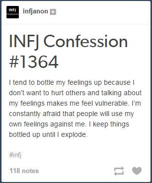 INFJ Confession #1364