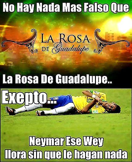 Meme Neymar Jr Mundial Brasil 2014