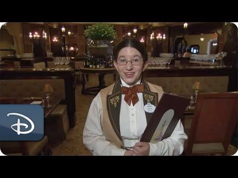 Every Role a Starring Role - Carthay Circle Restaurant Hostess | Disneyl...