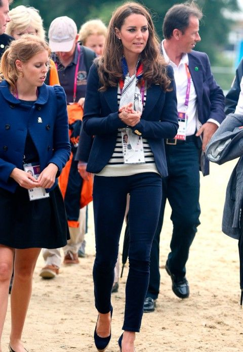 Kate Middleton - Duchess of Cambridge - London 2012 Olympics - Marie Claire - Marie Claire UK