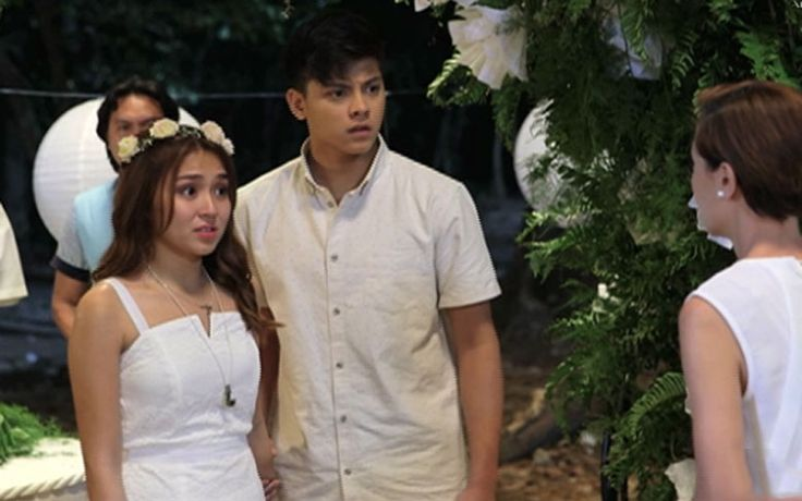 "MANILA - ""Pangako Sa 'Yo"" once again broke the heart of viewers with another tragic wedding."