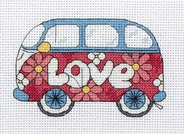 VW Camper Van. I want to draw this.