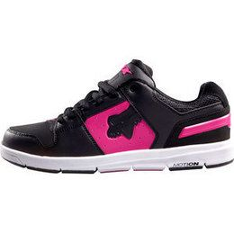 Pink Fox Racing shoes