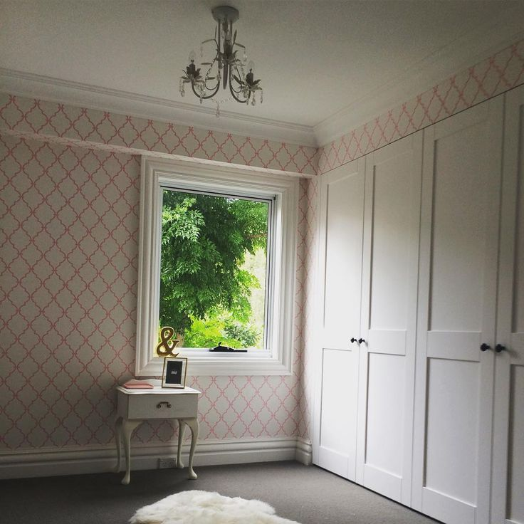 Spoil your princess with a beautifully designed & styled girl's bedroom, featuring Intrim skirting SK4974 & mouldings.  Photo & Design Credit: Avalon Constructions