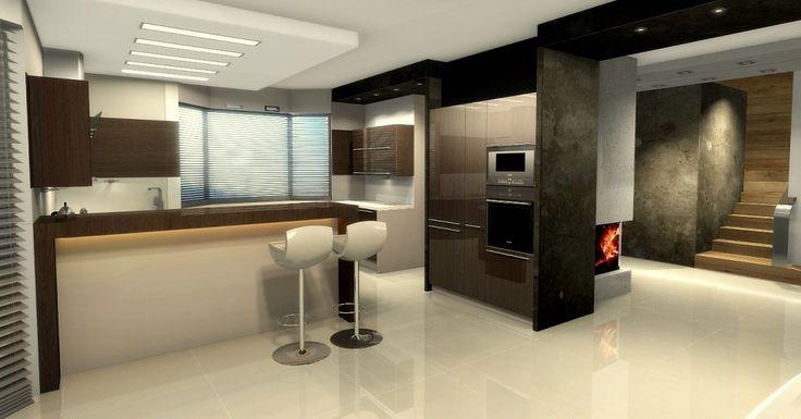 Aranżacja kuchni i łazienki oraz aranżacja sypialni   Vista Design