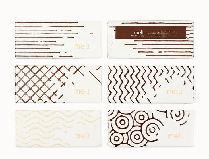 Melt Chocolate Bars || JJAAKK DESIGN