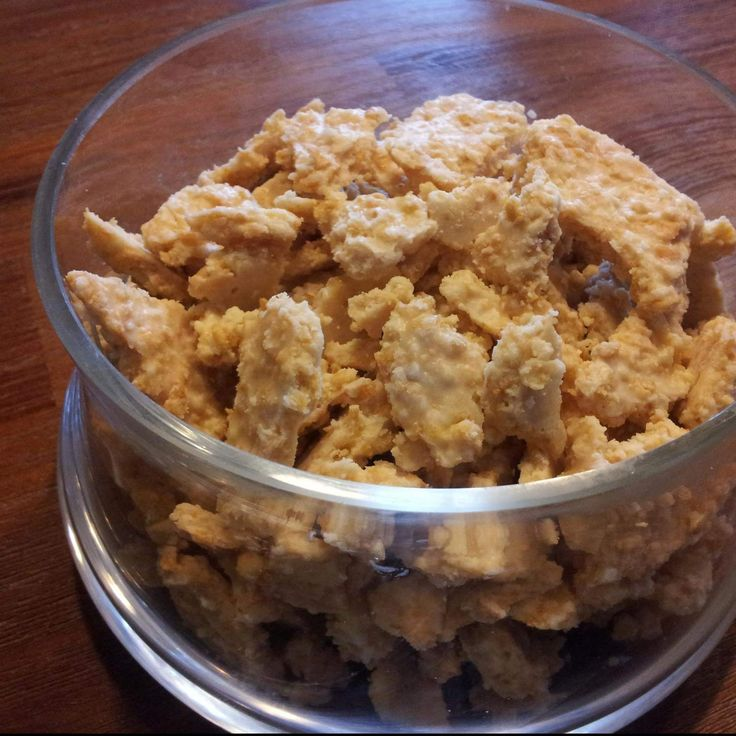 Rezept Kokos-SchokoCrossis von Ansche67 - Rezept der Kategorie Desserts