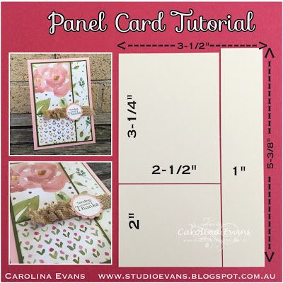 2317 best templatestutorials cards only images on pinterest carolina evans stampin up demonstrator melbourne australia pronofoot35fo Choice Image
