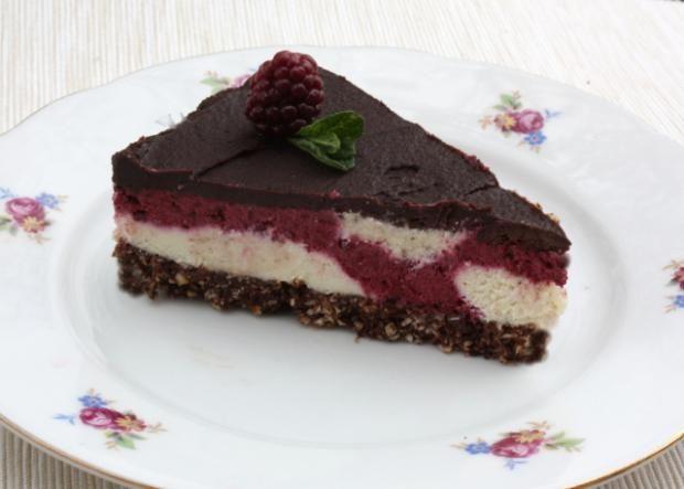 Originálna ovocná RAW torta - recept