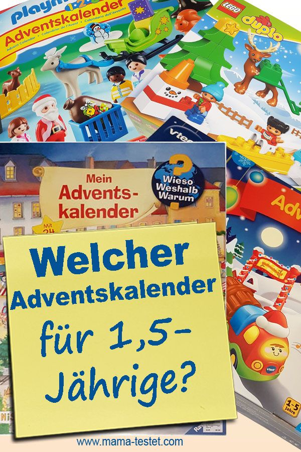 Macht Ein Adventskalender Fur 1 5 Jahrige Sinn Und Wenn Ja Welcher Hier Erfahrst Du Adventkalender Adventskalender Kleinkind Adventskalender