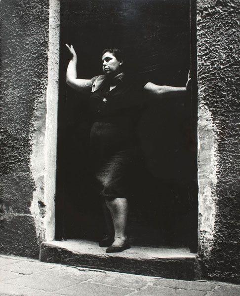 JOAN COLOM ALTEMIR Barri xinès, Barcelona 1960