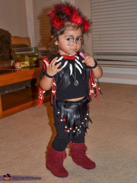 Baby Rufio - 2015 Halloween Costume Contest via @costume_works