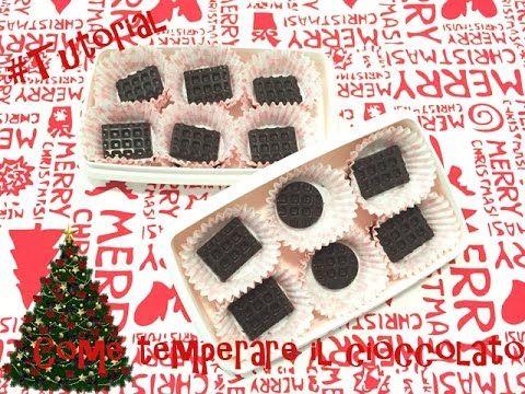 #Tutorial - DIY - Come temperare il cioccolato | prima parte