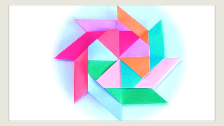 how to make a paper ninja star for beginners