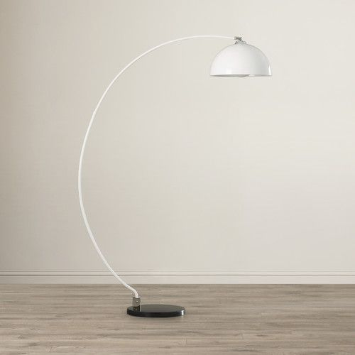 Found it at wayfair clair mel 72 arched floor lamp