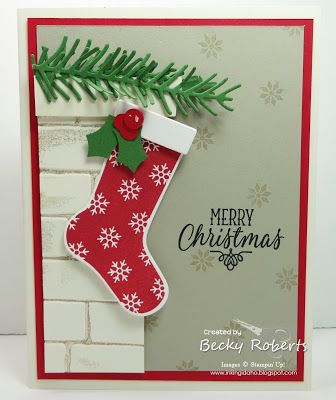 127 Best Hang Your Stocking Images On Pinterest