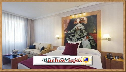 MADRID hotel courtyard by marriott madrid princesa 045✯ -Reservas: http://muchosviajes.net/oferta-hoteles