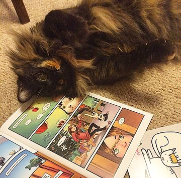 270 best Purrfect Reading Buddies images on Pinterest