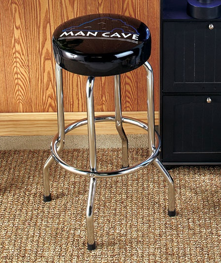 Man Cave Garage Stools : Best ideas about man cave bar on pinterest