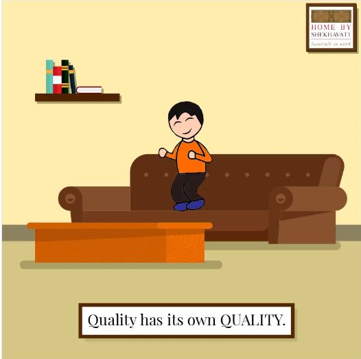 Quality does not need words. It speaks for itself. Products by Home By Shekhavati are known for their amazing quality that makes them durable in the long run, thus making them a perfect choice. To buy, visit http://bit.ly/HomePage_HBS