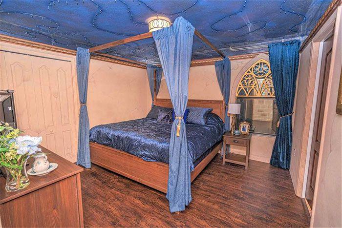 Wizards Way Une Maison Harry Potter Sur Airbnb 2tout2rien Florida Villas One Bedroom Home