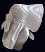 BAL MAIDEN: 'Gook' is the Cornish word for this traditional bonnet worn by a bal maiden.     ✫ღ⊰n