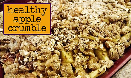 ... apples on Pinterest | Butter, Fall desserts and Apple crumble recipe