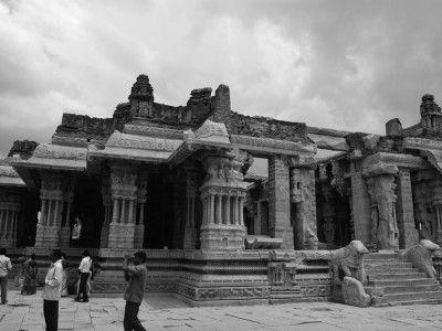 Vitthala Temple, Hampi, Karnataka, India #india #Kamalan #culture #travel #photo
