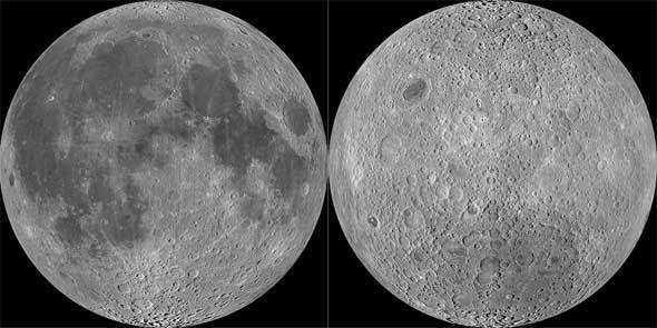 """El otro día Joan Misram preguntaba por Facebook """"¿por qué no podemos ver un lado de la Luna?"""". Para que nadie se confunda, técnicamente esta preguntaes la misma que """"¿por qué sie…"""