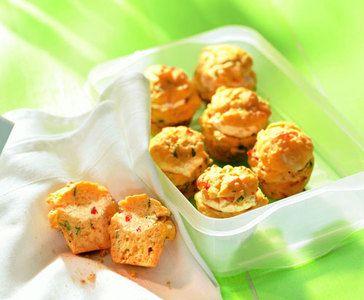 Muffins-Rezepte: Kleine Feta-Muffins