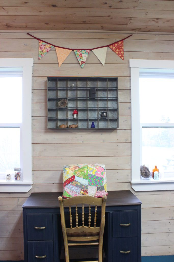 One Room Challenge – The Studio – Week 6 » Farm Fresh Style