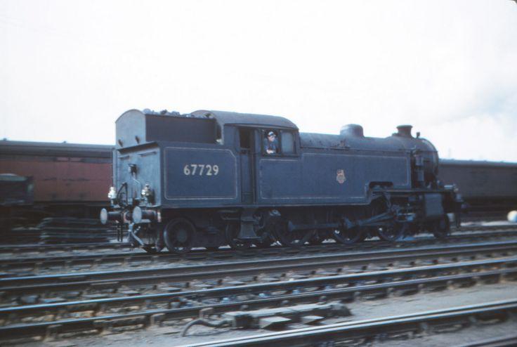 67729 at Stratford   by tibshelf