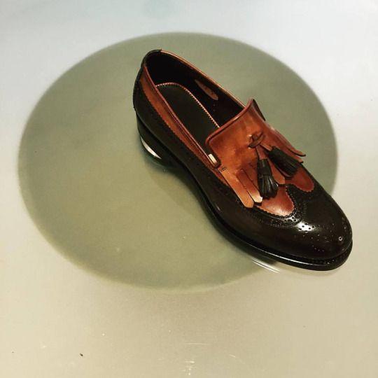 SantoniTassel Shoe