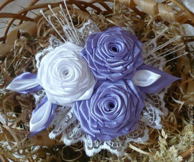 Купить Бутоньерки на руку - бутоньерка розовая, бутоньерка на руку, свадебная бутоньерка, бутоньерка на свадьбу