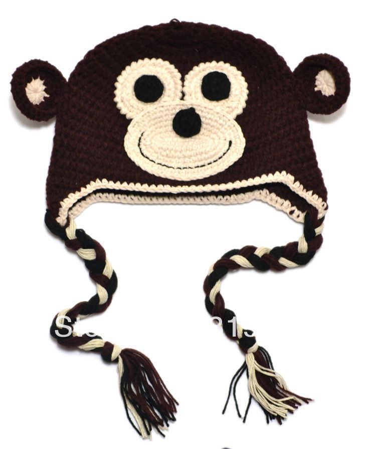 Items Similar To Adult Sock Monkey Hat On Etsy – Daily Motivational