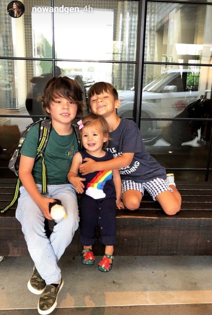 Padalecki kids | Jared padalecki kids, Supernatural sam ...