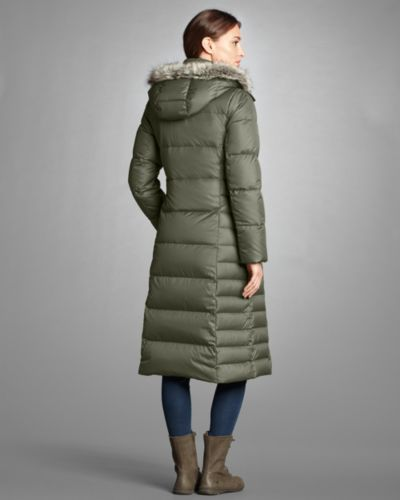 Women's Lodge Down Duffle Coat | Eddie Bauer | Style | Pinterest ...
