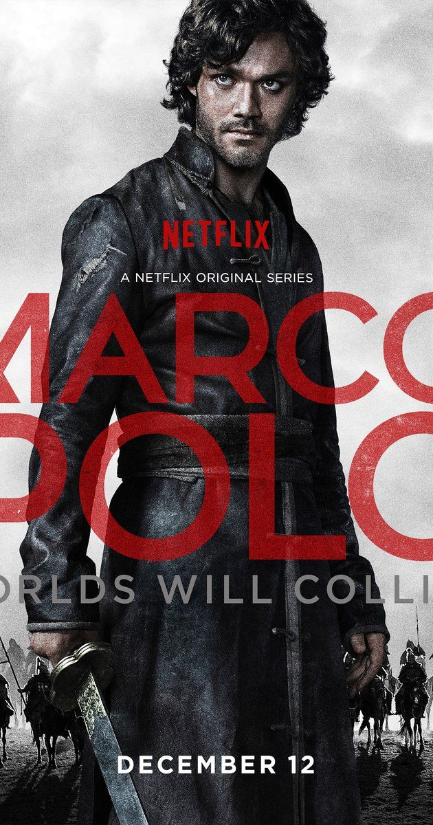 "Created by John Fusco.  With Lorenzo Richelmy, Benedict Wong, Joan Chen, Remy Hii. In a world replete with greed, betrayal, sexual intrigue and rivalry, ""Marco Polo"" is based on the famed explorer's adventures in Kublai Khan's court in 13th century China."