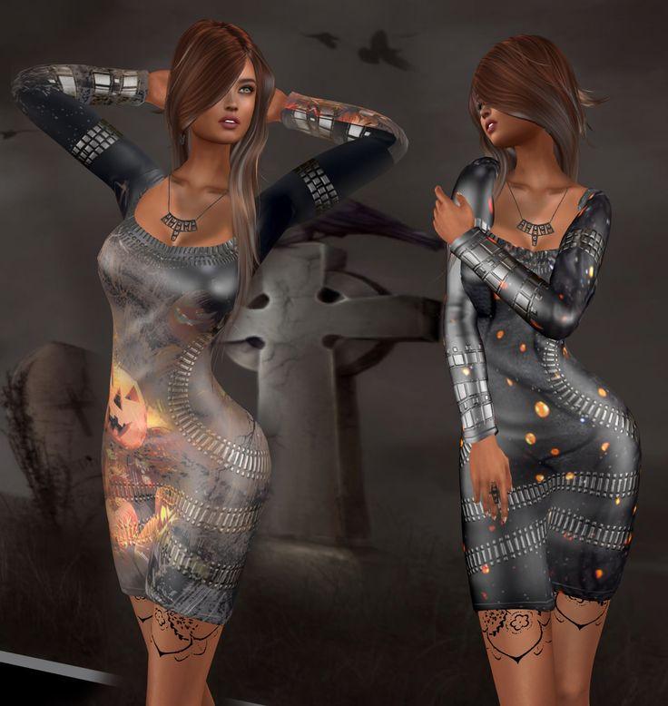https://flic.kr/p/M36HfJ | Samsara Angel dress | soon on mp…